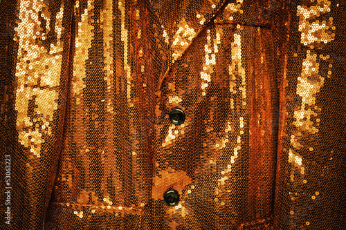 golden showman jacket