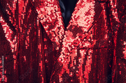 sparkly sequin jacket