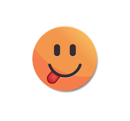 Tongue - Emoticon icon