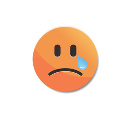 Sad - Emoticon icon
