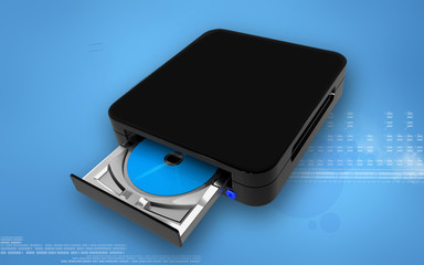 Blue ray device