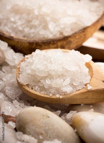 Bath salt.