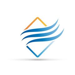 Vector Logo Air conditioning