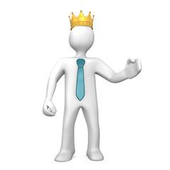 Businessman King