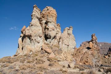 Chimneys of El Teide