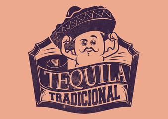 Tequila Tradicional © Tshirt-Factory.com