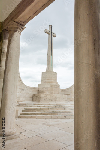 Dud corner cemetery the Loos Memorial