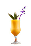 pineapple and mango juice