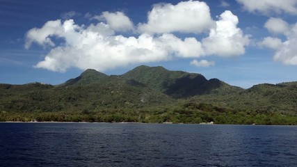 Coast of Camiguin Island