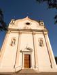Kirche in Cortina d´Ampezzo - Dolomiten - Alpe