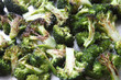 roasted broccoli florets