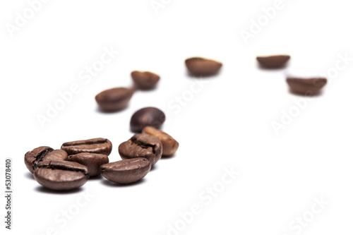 Coffee beans - 53078410