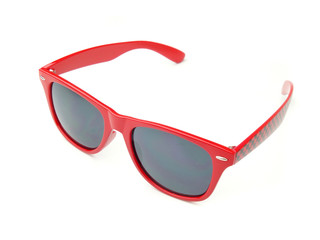 Red Sunglasses Persp