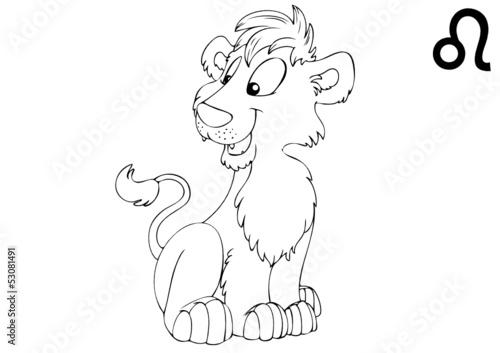 l we lion leo sternzeichen tierkreiszeichen stockfotos und lizenzfreie vektoren auf. Black Bedroom Furniture Sets. Home Design Ideas
