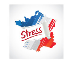 LE STRESS AU TRAVAIL EN FRANCE
