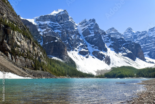 Lake Agnes, National Park, Banff Alberta, Canada