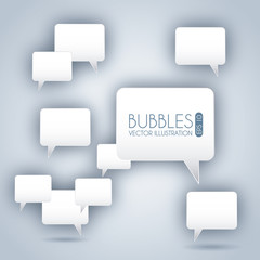 bubbles expression icons