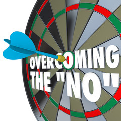 Overcoming the No Dart Bulls-Eye Dartboard Persuading Agreement