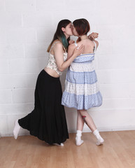 Same sex lovers