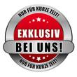 5 Star Button rot EXKLUSIV BEI UNS! NFKZ NFKZ