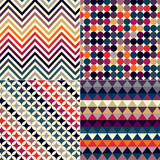 Fototapety seamless retro vector pattern