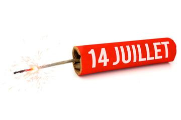 """Pétard """"14 juillet"""""""