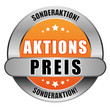 5 Star Button orange AKTIONSPREIS SA SA