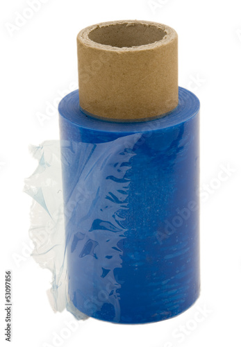 Isolated Roll of Nylon Wrap