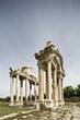 Tetrapylon in Aphrodisias, Aydin, Turkey