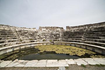 Bouleuterion, Aphrodisias, in Denizli