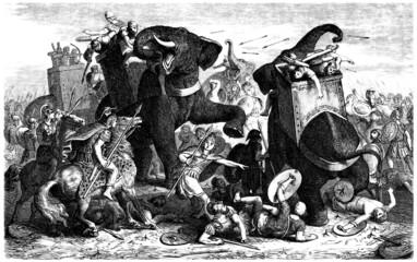 Antiquity - Romans vs Carthaginians - Battle