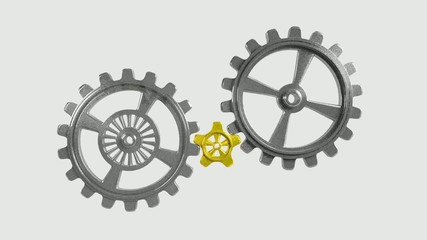 Cogwheels - Animation