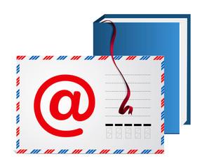 E-mail address book