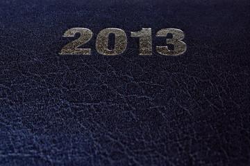 Agenda calendar 2013