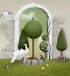 Birds' garden