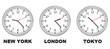 Die Zeitzonen