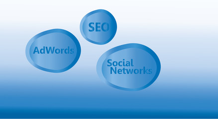 SEO, Social Network and Adwords