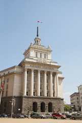 National assembly of Bulgaria, Sofia