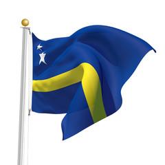 Curaçao flag