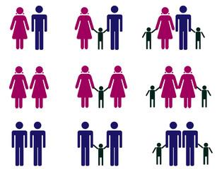 Ehepaare und Adoption