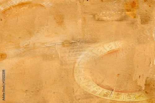 Old Italian Paper Background