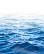 Leinwanddruck Bild - Water surface, abstract background with a text field