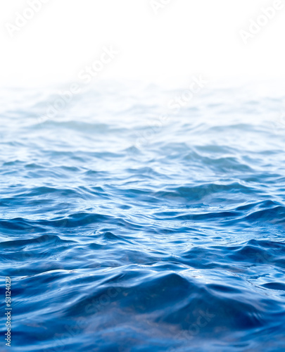 Water surface, abstract background with a text field - 53124029