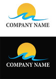 Travel agency logos. Business logo.
