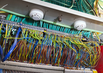 Electrical Distribution Center