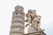 canvas print picture - Leanning Tower of Pisa 1