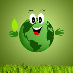green earth for ecology