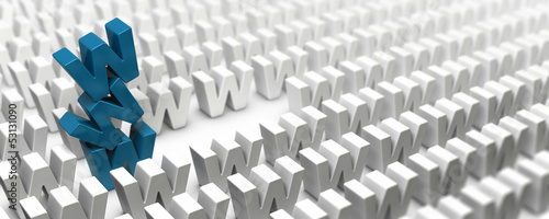 Search Engine Marketing Concept. Banner