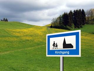 Kirchgang
