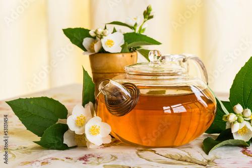 fragrant jasmine tea